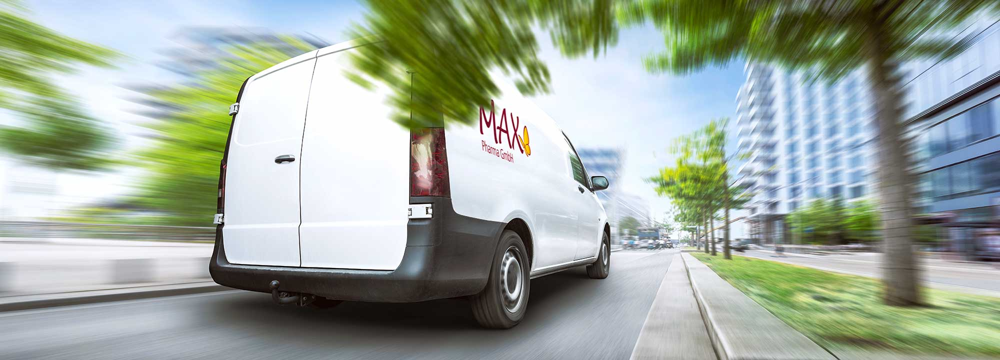 Max Pharma – partner for pharmacies and hospitals